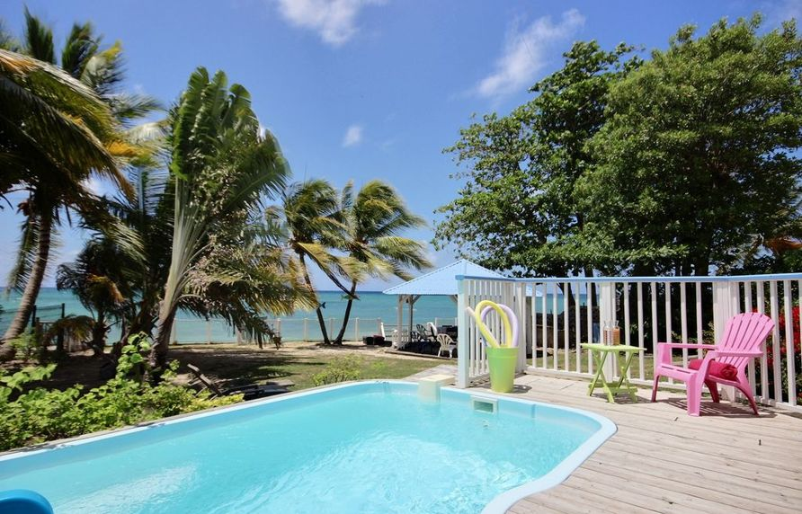 location Villa Petit Frangipanier Sainte-Luce Martinique