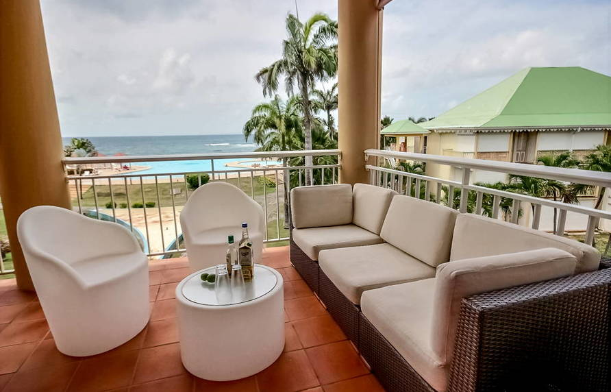 location Appartement Tropic Saint-François Guadeloupe