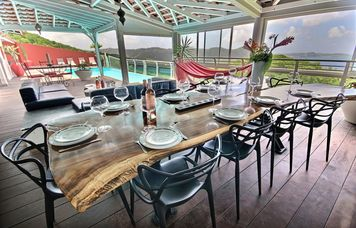 location Villa Eden Sainte-Luce Martinique