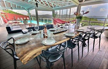location Villa Eden Sainte-Luce Martinique