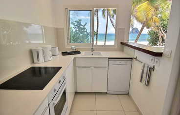 location Appartement Mer Diamant Martinique