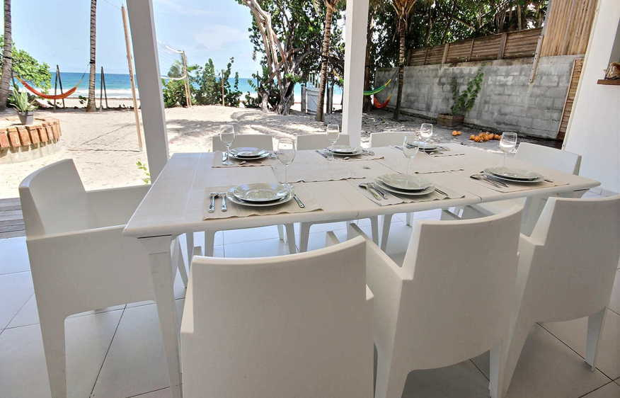 location Villa Grand Bleu Diamant Martinique