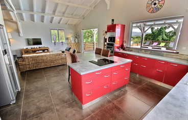location Villa Corossol Diamant Martinique