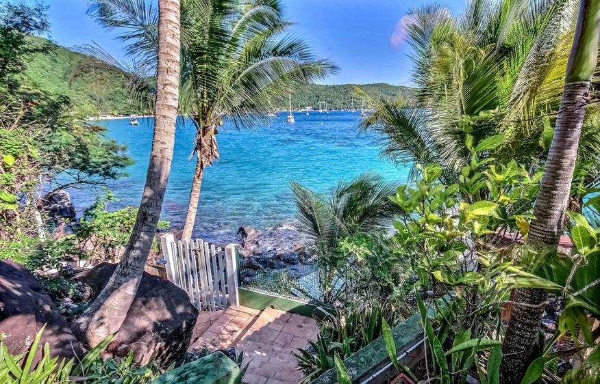 location Villa Petite Ifrevana Anses d'Arlet Martinique