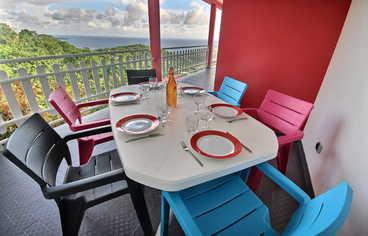 location Appartement Amitié Sainte-Luce Martinique