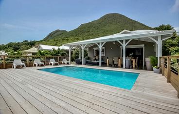 location Villa Corossol Diamant Martinique