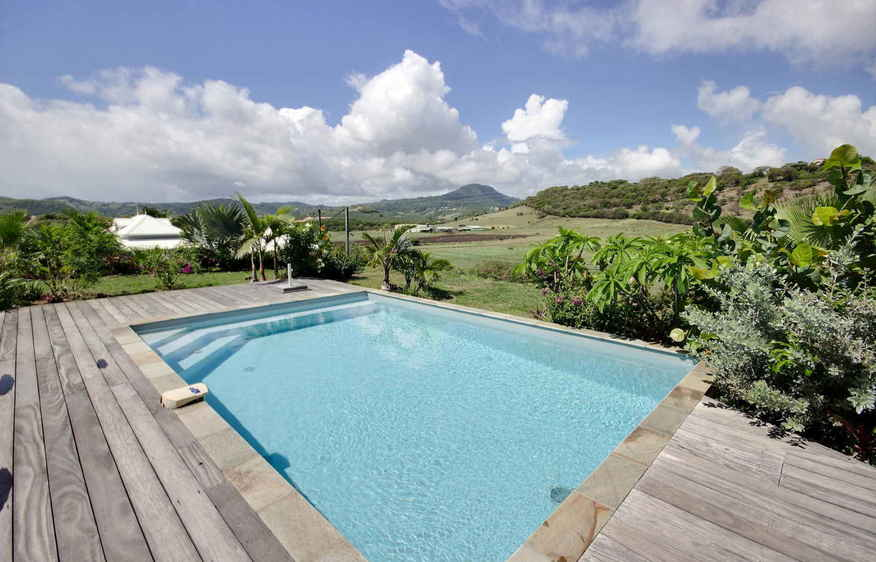 Location vacances martinique villa jade piscine priv e - Location villa martinique piscine ...