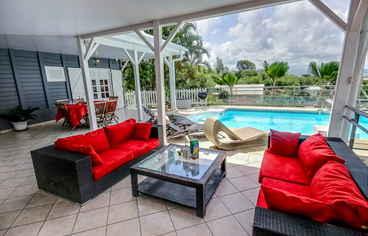 location Villa Kay Line Trois-Ilets Martinique