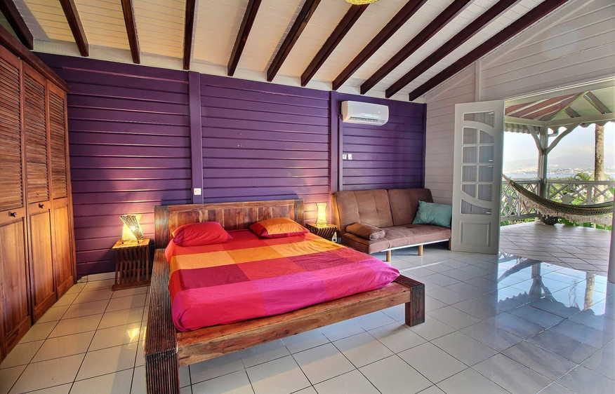 location Villa Indigo Trois-Ilets Martinique