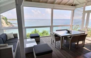 location Villa Belle vue Sainte-Anne Guadeloupe