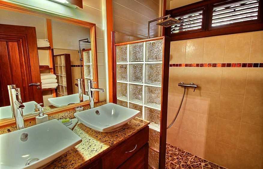 location Villa Coral Vieux-Habitants Guadeloupe