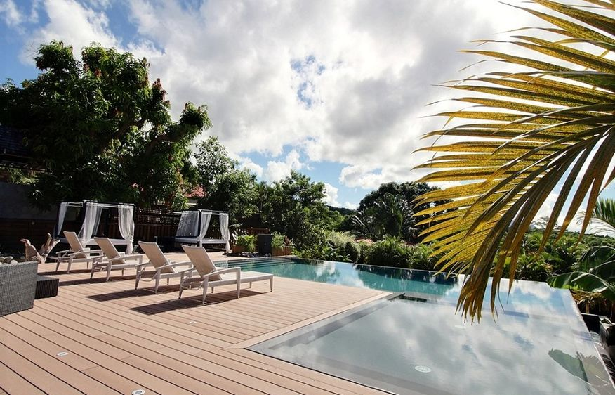 location Villa Sunset Vieux-Habitants Guadeloupe