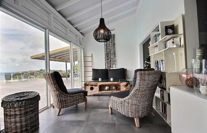 location Villa Lagoon François Martinique