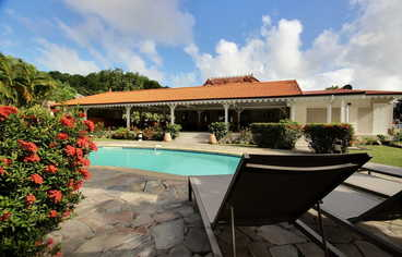 location Villa Bella Grande Sainte-Anne Martinique