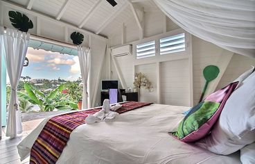 location Bungalow Little Coco Gosier Guadeloupe