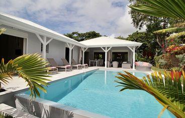 location Villa Blue ocean Saint-François Guadeloupe