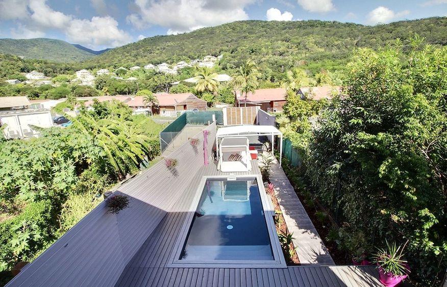 location Villa Full Moon  Pointe-Noire Guadeloupe
