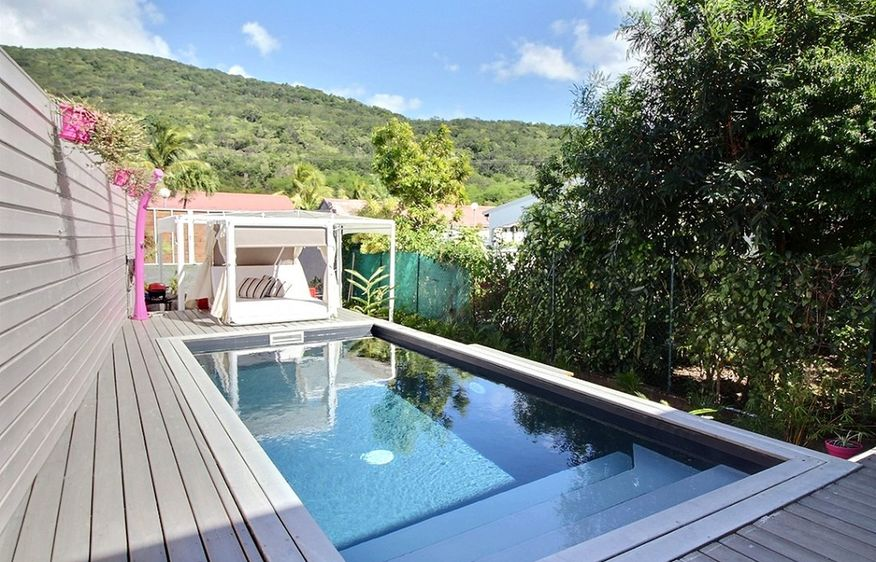location Villa Full Moon  Pointe-Noire Guadeloupe