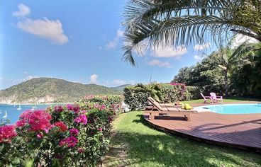 location Villa Turtle Bay  Deshaies Guadeloupe