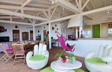 location Villa Turtle Bay  Deshaies Guadeloupe