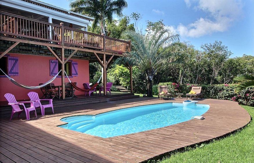 Location Villa Avec Piscine Deshaies Guadeloupe I Turtlebay