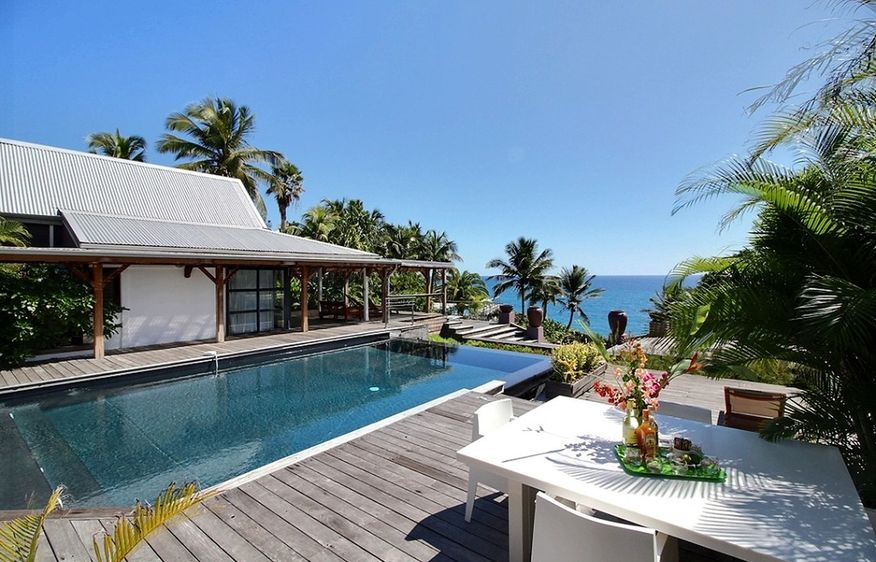 location Villa Sea Pearl Sainte-Anne Guadeloupe