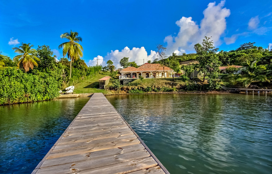 location Villa Ocean François Martinique