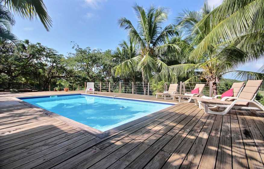 location Villa Eden Tropical Sainte-Anne Martinique