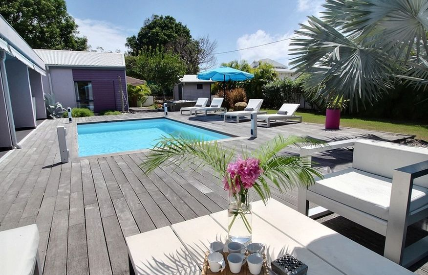 location Villa Azur Saint-François Guadeloupe