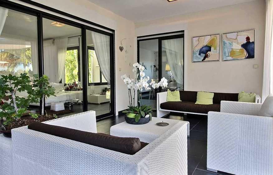 location Villa Palmeraie Saint-Pierre Réunion
