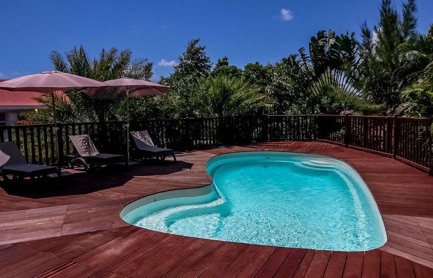 location Villa Saphir  Marie-Galante - Saint Louis Guadeloupe