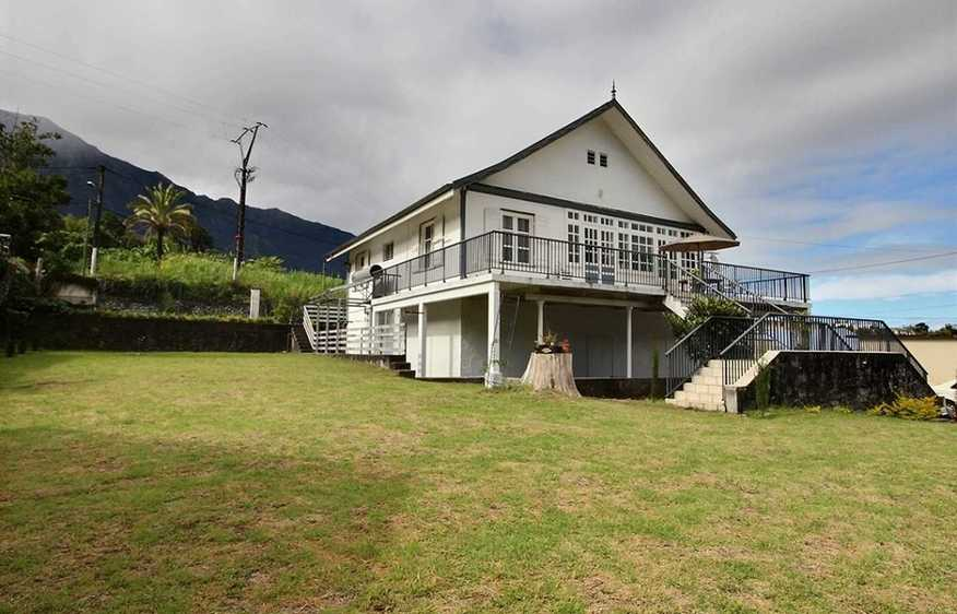 location Villa Coloniale Cilaos Réunion