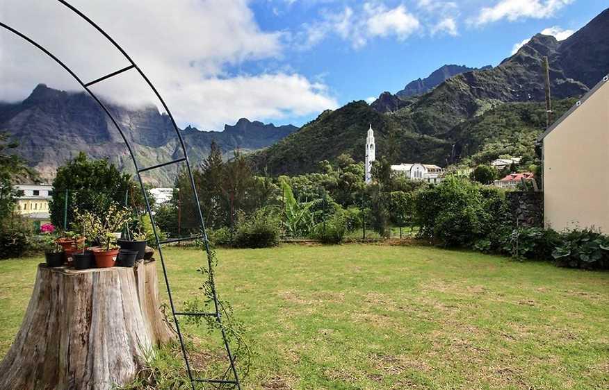location Villa Colonial Cilaos Réunion