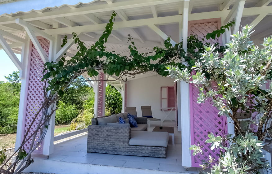 location Villa Ginger Marie-Galante - Saint Louis Guadeloupe