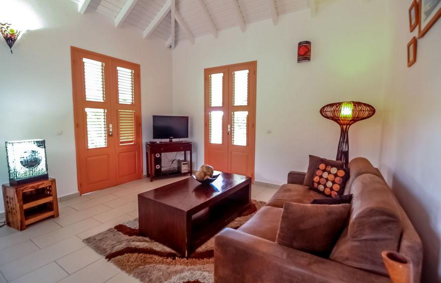 location Villa Vanilla Marie-Galante - Saint Louis Guadeloupe