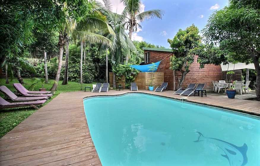 location Villa Tamarin Saint Paul Réunion