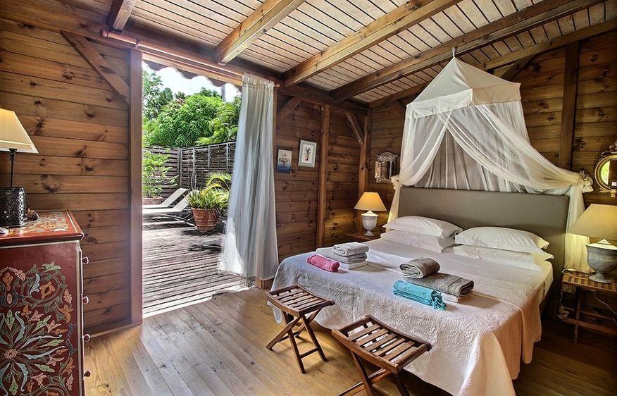 location Villa Vezzi  Bouillante Guadeloupe