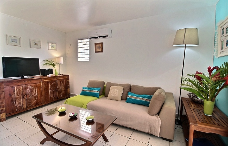 location Appartement Anna  Sainte-Anne Guadeloupe