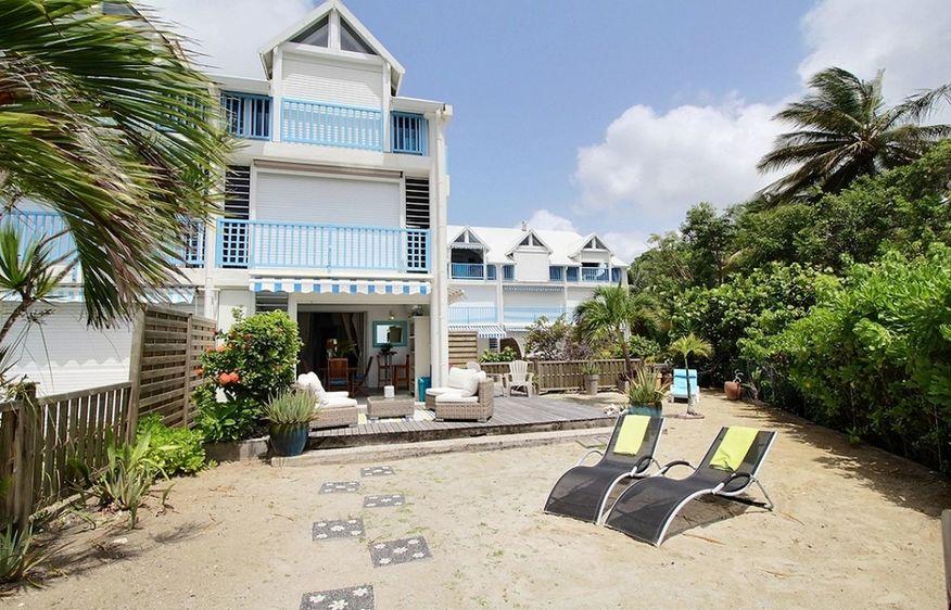 location Appartement Anna  Sainte-Anne Guadeloupe