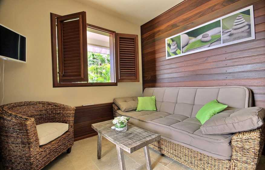location Apartment Aloe Vera Anses d'Arlet Martinique