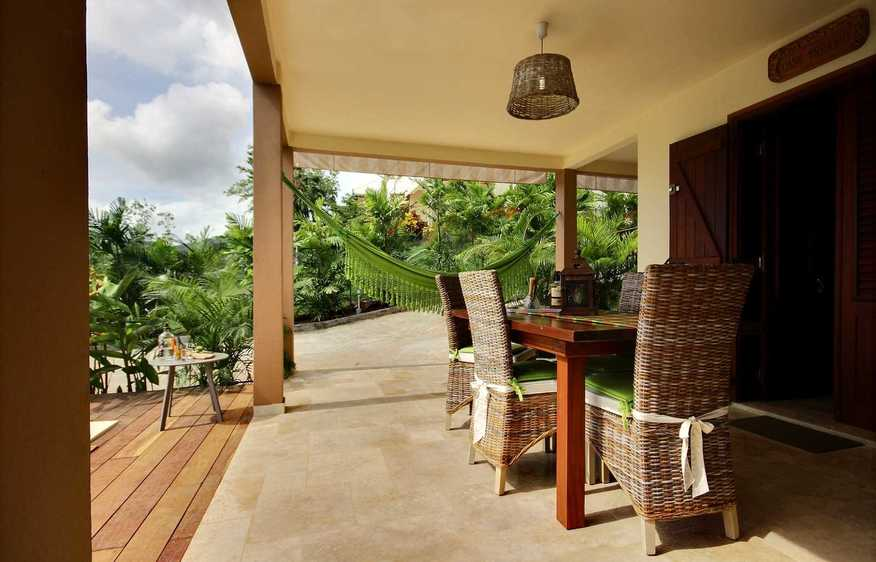 location  Appartement Aloe Vera Anses d'Arlet Martinique