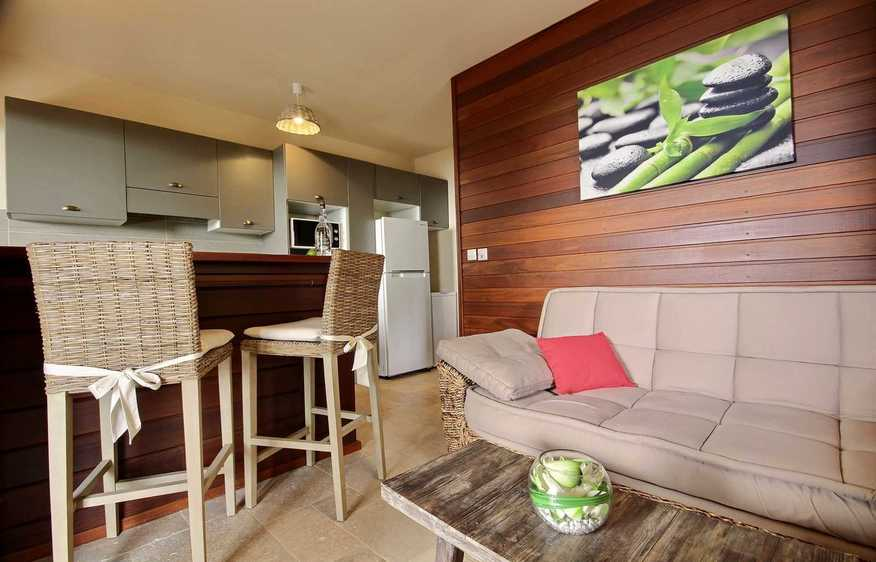 location Appartement Hibiscus Anses d'Arlet Martinique