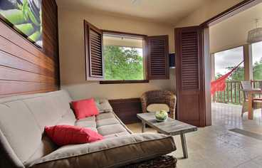 location Apartment Hibiscus Anses d'Arlet Martinique