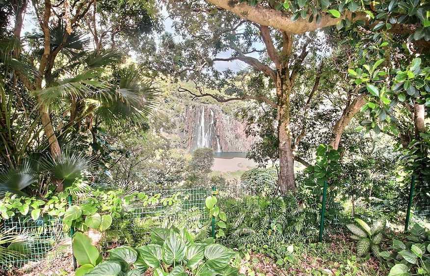 location Cottage Papangue Sainte-Suzanne Réunion