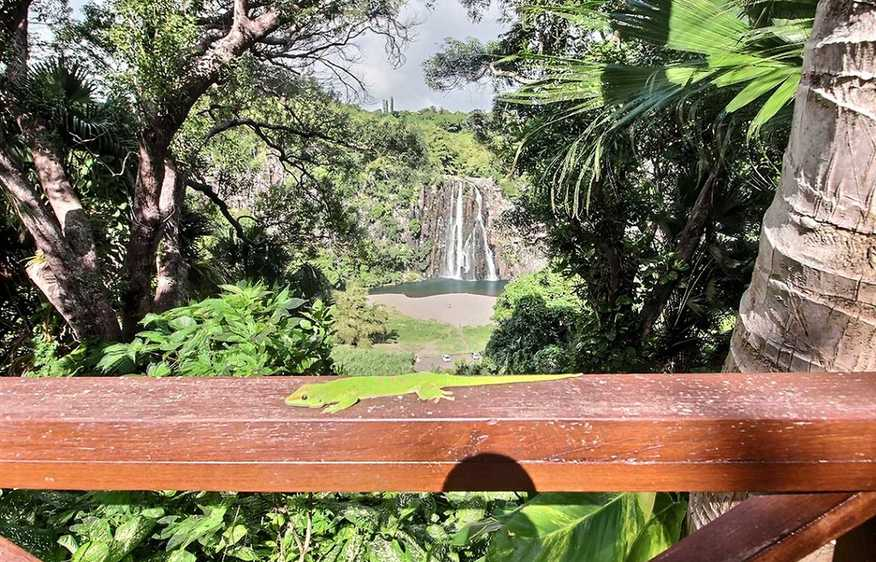 location Villa Cascade Sainte-Suzanne Réunion