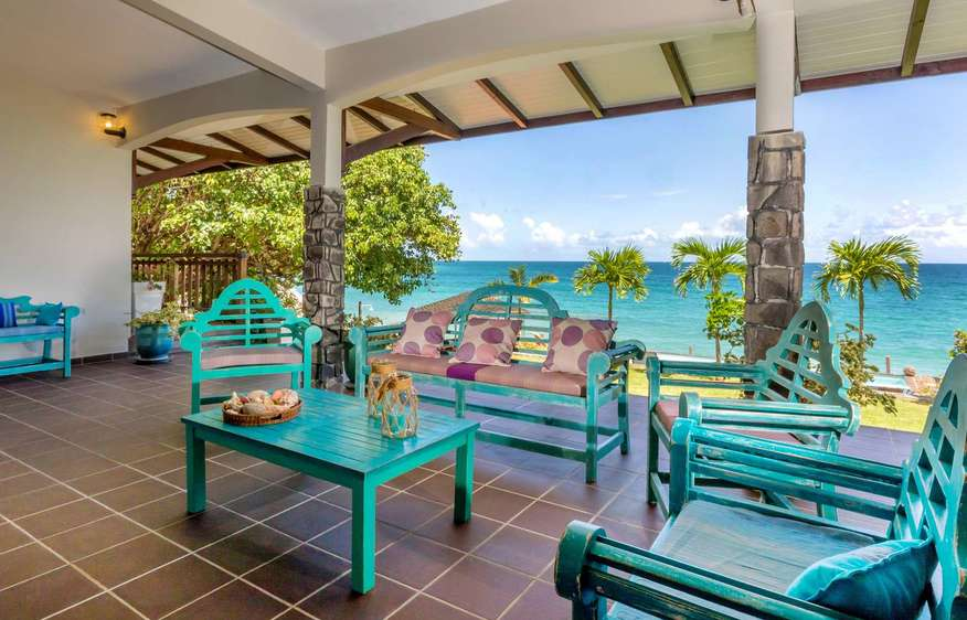 location Villa Sirène du Diamant Diamant Martinique