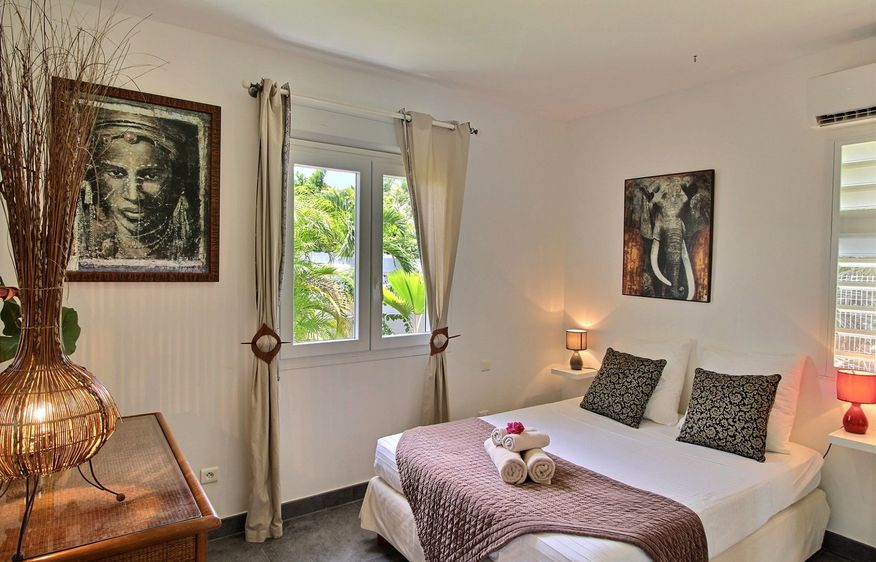 location Villa Nirvana  Sainte-Anne Guadeloupe