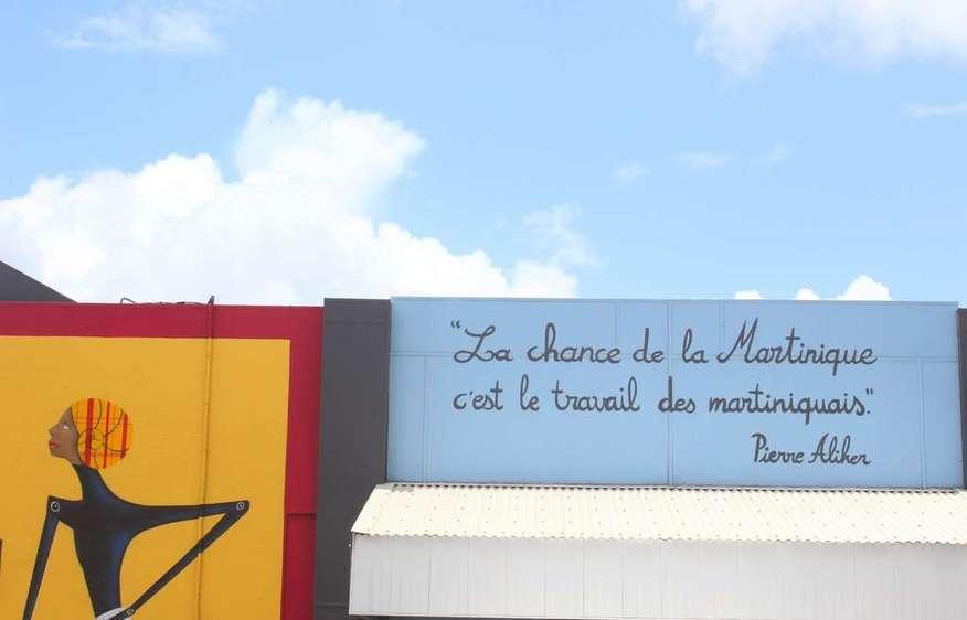photo Martinique Fort de France
