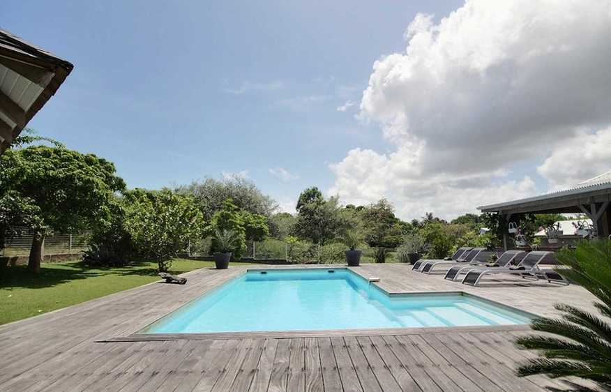 location Villa Cocon  Sainte-Anne Guadeloupe