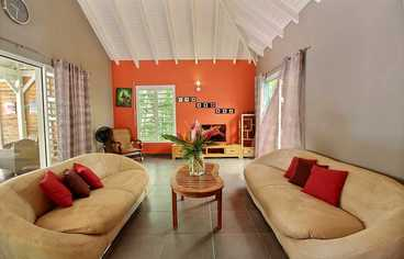 location Villa Sky blue Sainte-Anne Guadeloupe